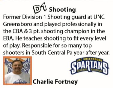 D1 Shooting Class Leader