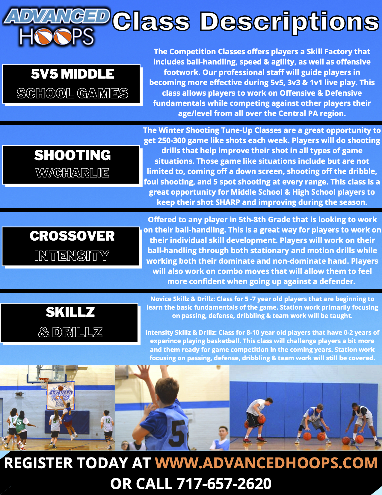 2020-2021 Winter Training PG2