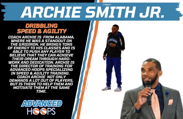 ARCHIE SMITH JR. PROFILE